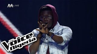 Afolayan - Dont You Worry Child Live Show The Voce Nigeria Season 2