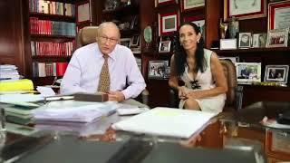 MENSAGEM DO DR IVES GANDRA MARTINS A OLAVO DE CARVALHO