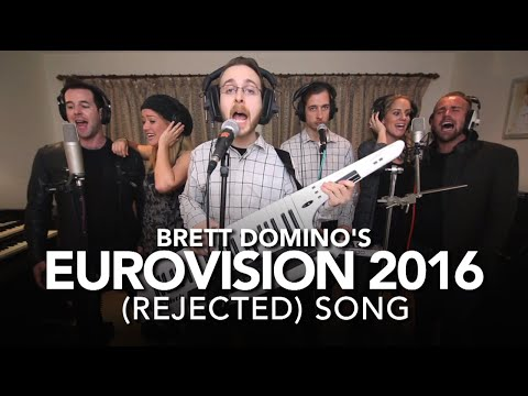 Brett Domino&39;s Eurovision  Song