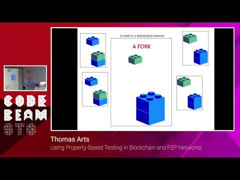 Thomas Arts - Property-Based Testing in Blockchain and P2P Networks - Code BEAM STO