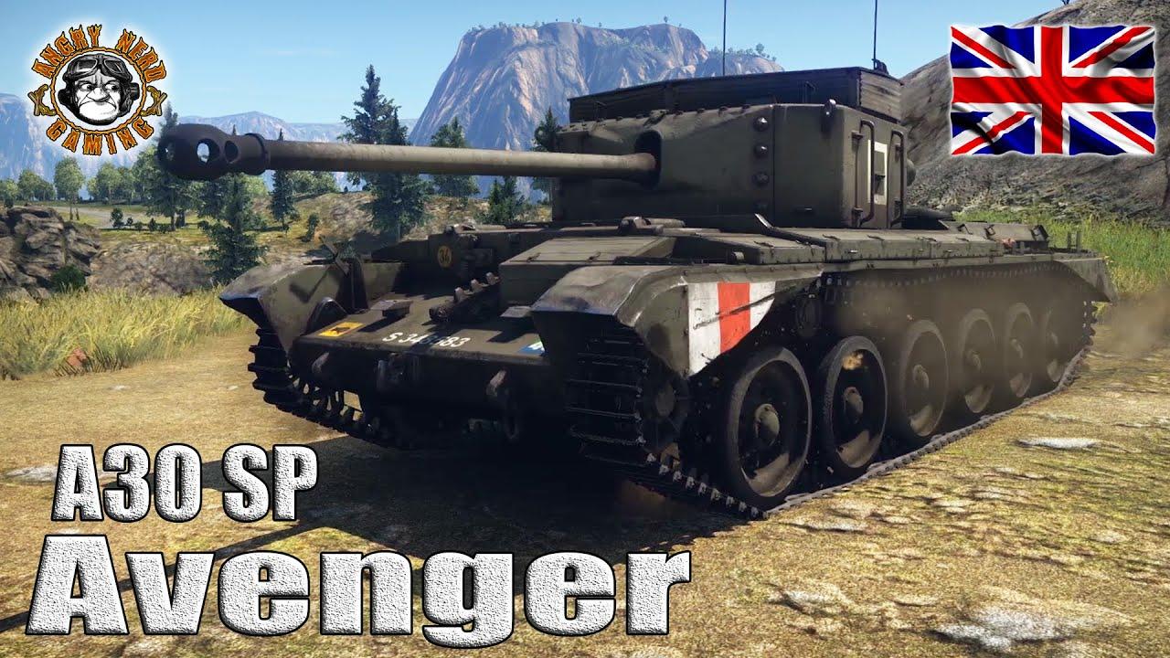 a30 avenger war thunder