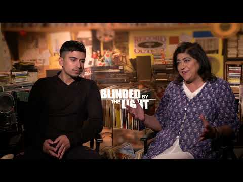 Blinded By The Light (2019) - Moviebill Interviews