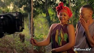 RICH MAVOKO :  NAOGOPA BEHIND THE SCENE PART 1