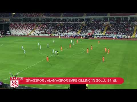 Sivasspor 1-0 Alanyaspor Match Summary