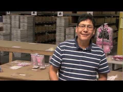 Take a tour of eFulfillment Service, a leading eCommerce order fulfillment center.