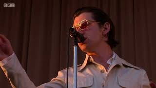 ARCTIC MONKEYS - FOUR OUT OF FIVE LIVE AT TRNSMT 2018