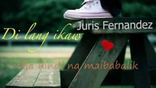 Watch Juris Di Lang Ikaw video