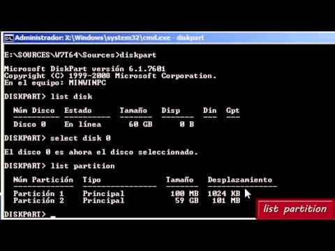 [Tutorial] Instalar Windows en partición GPT