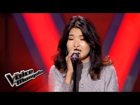 "Hulan.B - ""Havriin gants ulias"" - Blind Audition - The Voice of Mongolia 2018"