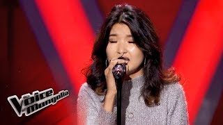 "Hulan.B - ""Havriin gants ulias"" - Blind Audition - The Voice of Mongolia 2018"