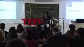Why the World Needs Youth in Revolt  Kgomotso Malele at TEDxUCT