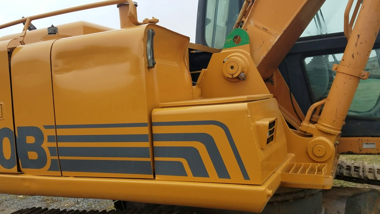 1998 case 9020b excavator for sale walk around inspection video rh youtube com Case 9020 Bucket Case 9040 Excavator