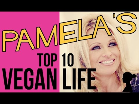 Pamela Anderson's Top 10 Rules for a Loving Vegan Life