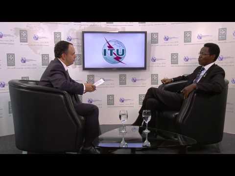 WTDC 14 ENTRETIEN Tharcisse Nkezabahizi, Ministre des Telecommunications, République du Burundi