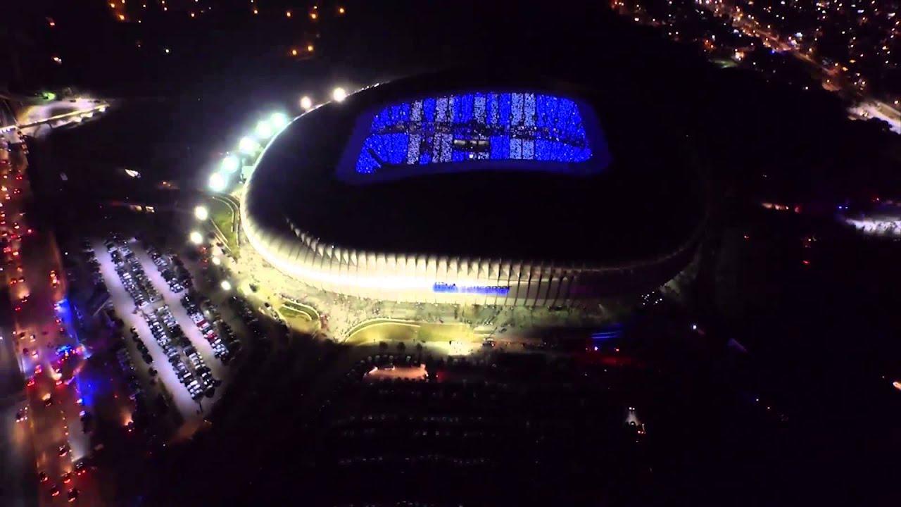 Estadio BBVA - Inauguración