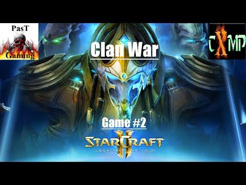 Clan War: (PasT) Relinquisher (Z) vs (CXMP) GeneralTazz (P): Game #2