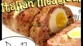 Italian Meatloaf Recipe [day 97]