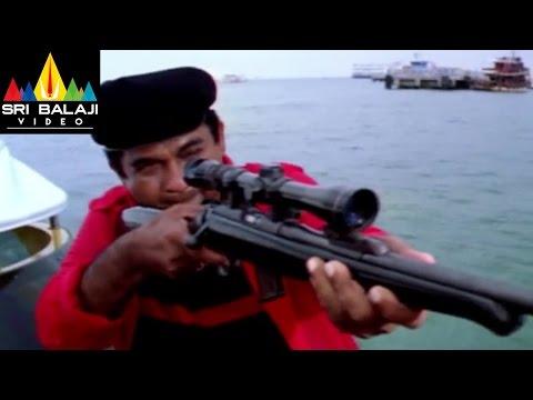 Evadi Gola Vaadidi Movie Brahmi Comedy Scene | Aryan Rajesh, Deepika | Sri Balaji Video