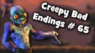 Creepy Bad Endings # 65