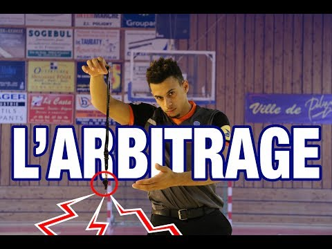 Basket-Ball l'arbitrage