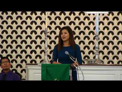 Greetings: Rody H. Vanlalhriatpuii, 2017 Miss Mzoram