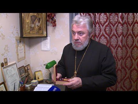 Ушел из жизни настоятель Казанского кафедрального собора Волгограда Вячеслав Жебелев