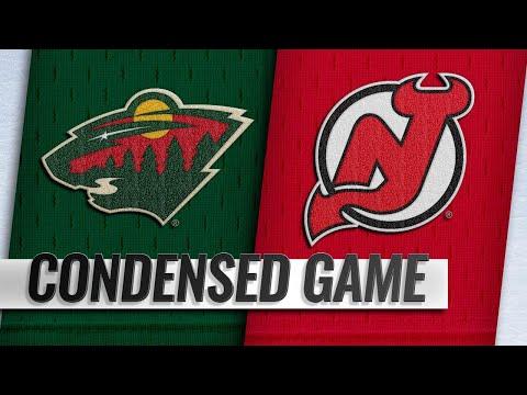 02/09/19 Condensed Game: Wild @ Devils