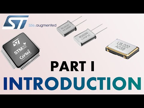 STM32 Tutorial : Clock, AHB & APB Buses configuration (Part1: Introduction)