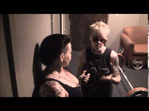 Resident Rock  Star Magazine  interviews  Otep