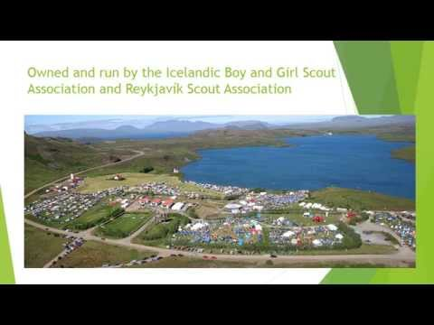 Introduction - Ulfljotsvatn Outdoor and Scout Center in Iceland