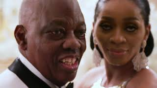CHIEF ABDUL-RASAK AKANNI OKOYA and CHIEF MRS SADE OKOYA 20th wedding anniversary
