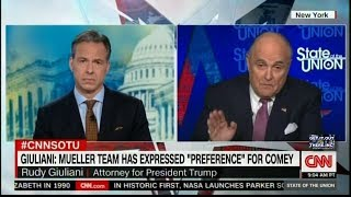 President Trump's Lawyer Takes On CNN
