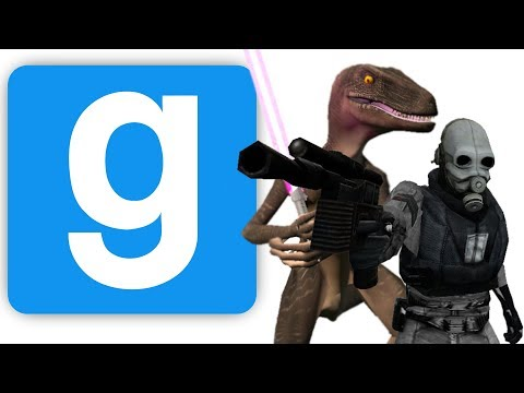 COMPLETE DUMB-ACE-A-TREE: Gmod: Funny Moments