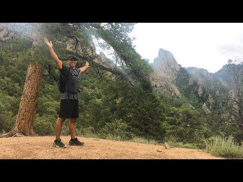La Luz Trail, Sandia Mountains, Albuquerque, New Mexico - Vlog 019