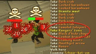 Cleaning HIGH Risk Pkers FOR BANK!