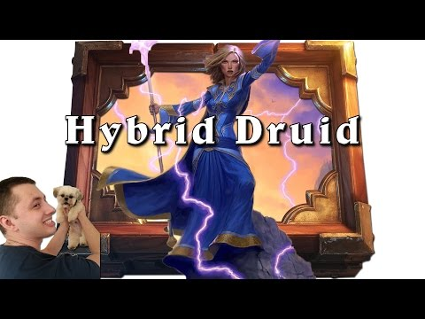 Hybrid Druid - The power of tokens Guide! Hearthstone