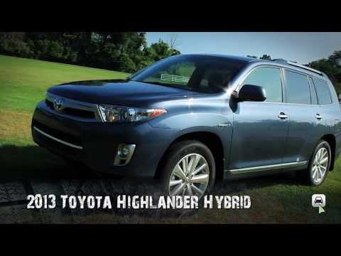 2013 Toyota Highlander Hybrid Review - LotPro