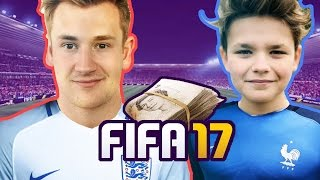 £100 FIFA 17 WAGER MATCH