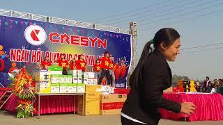 Nối Vòng Tay Lớn - Cresyn Hà Nội Olympic 2016