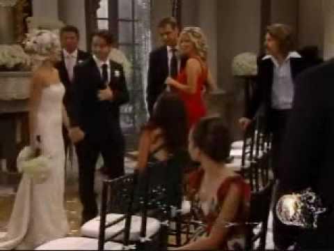 GH - Spinelli and Maxie's Wedding : Mac Faints - 09.28.09