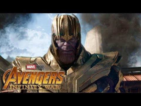 'Avengers: Infinity War'  2: Josh Brolin's Thanos Is Big and Bad