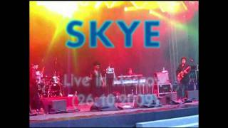 Skye - Feel Good Inc [Gorillaz Cover ](Live In Moscow 26.10.2009)