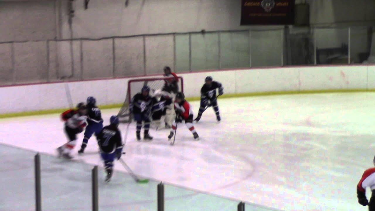 MVI 0830 2015-2016, PEE-WEE1 Skokie Flyers v  Team Illinois Girls U12, W,  11-15-2015 @ Skatium