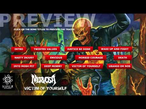 NERVOSA - Victim Of Yourself (Preview) | Napalm Records