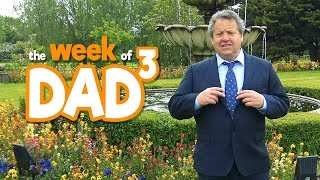 The Week of Dad³ - The Wedding! - 14th May 2018