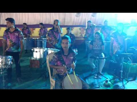 Lalbaug Beats at Vasai Haldi Performance Part - 1