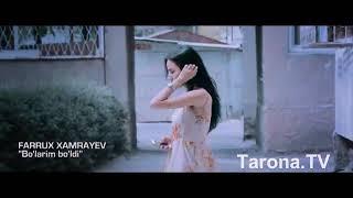 Трогательный клип - Фарруха Хамраева