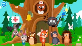 Fun Forest Animal Care - Play Fun And Learn How To Take Care Of Little Animals Vet Games