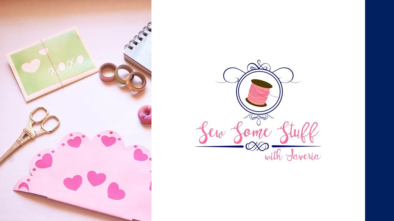 Free Gift Card Holder Svg Tutorial Super Cute Youtube