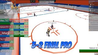 Roblox MPGHL PRO VS HAR 3-2 Final PRO Highlights